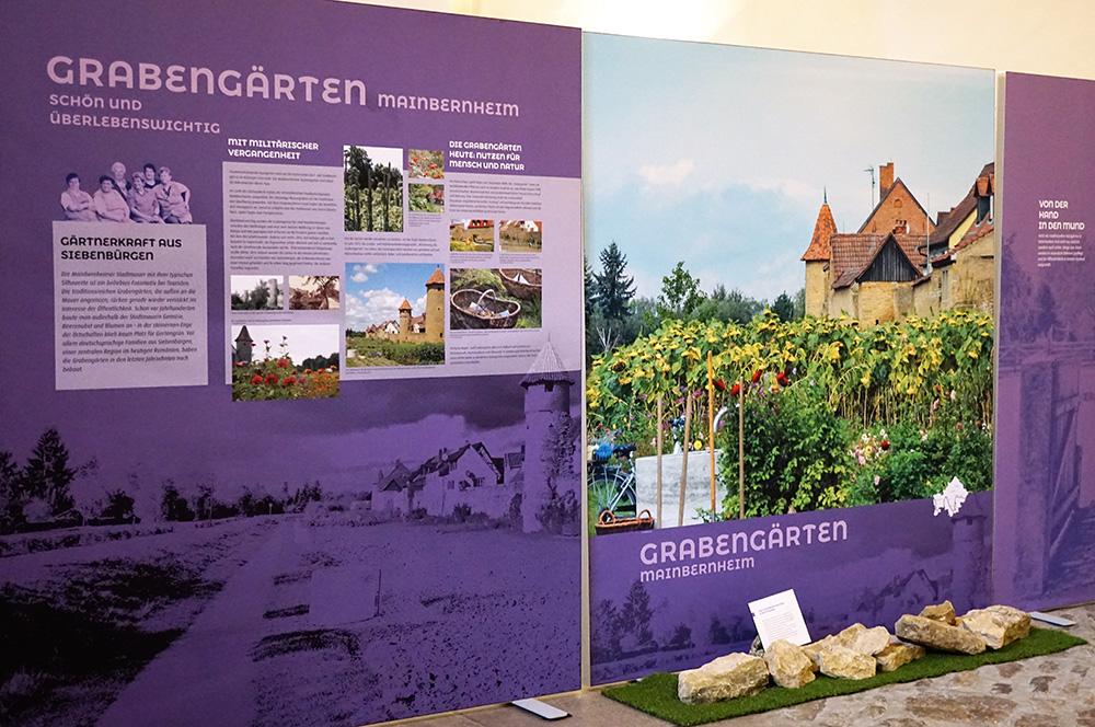 Gärten in Unterfranken